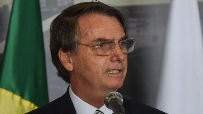 El polémico homenaje de Jair Bolsonaro al gobernante de facto de Paraguay Alfredo Stroessner
