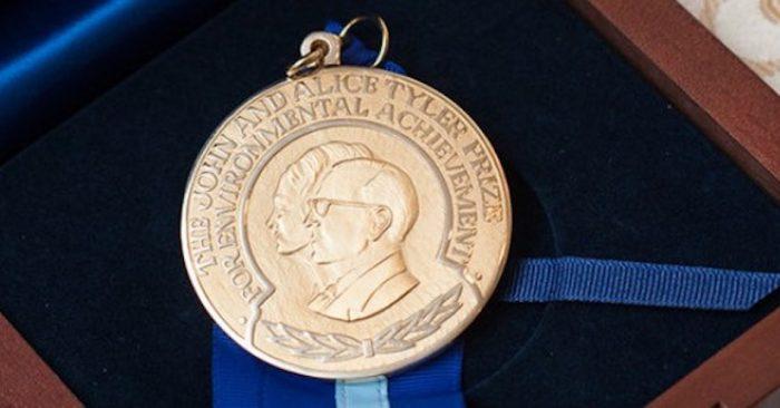 """Científicos estadounidenses de clima, premiados con """"Nobel de Medioambiente"""""""