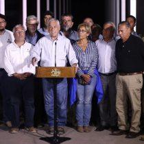 Piñera aumenta la cifra tras nuevo balance: