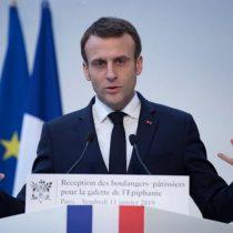 Francia reconocerá a Guaidó como presidente interino si Maduro no anuncia elecciones presidenciales este domingo