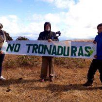 """Así fue la primera tronadura en Isla Riesco: ambientalistas acusan que es """"un día nefasto para un Chile sustentable"""""""