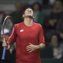 Jarry sufrió nuevo traspié y queda eliminado en primera ronda del ATP de Buenos Aires