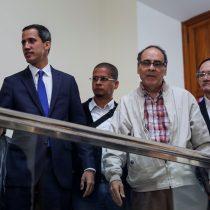 """Exministro de Chávez tras reunirse con Guaidó: """"Maduro es un usurpador de la Constitución"""""""