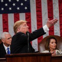 """Las """"falsedades"""" del discurso de Trump en el Estado de la Unión según los """"fact checkers"""""""
