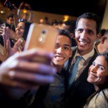 """Juan Guaidó: """"El tiempo juega en contra de Maduro, él no tiene respaldo popular"""""""