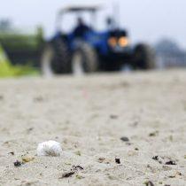 Limpiar las playas para salvar océanos