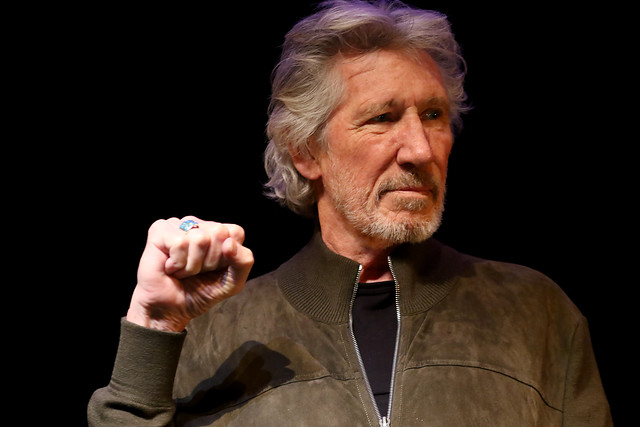 """Paren el Golpe de Trump en Venezuela: el llamado de Roger Waters a detener la """"última locura del gobierno estadounidense"""""""