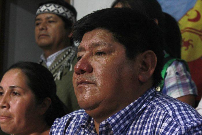 Marcelo Catrillanca rechazó que el pueblo mapuche sea responsable de los incendios