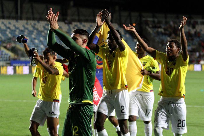 Sudamericano Sub 20: Ecuador se tituló campeón y Brasil quedó sorpresivamente fuera del Mundial