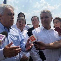 Piñera a Guaidó en Cucutá: