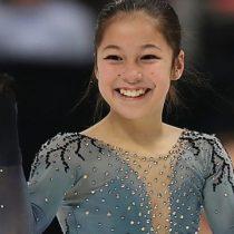Los secretos de Alysa Liu, la patinadora que a los 13 años se convirtió en la más joven en ejecutar un axel triple