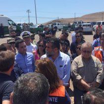 Alerta Roja en Arica: hallan cuerpo de víctima producto del desborde del río Acha