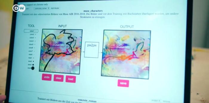 """""""La Musa"""": el algoritmo de inteligencia artificial que es capaz de crear arte"""