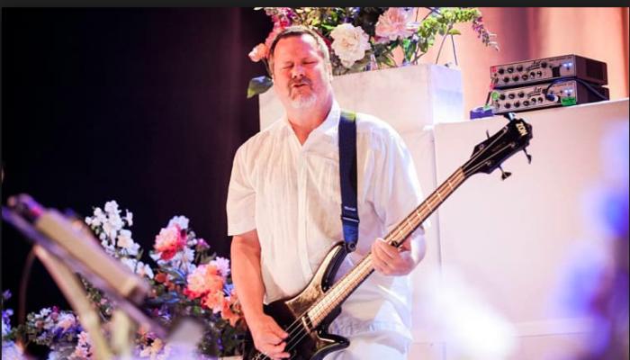 """Bajista de Faith No More en Womad 2019: """"En Chile se están haciendo cosas muy sofisticadas"""""""