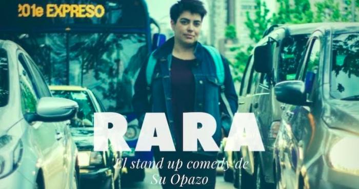 """Su Opazo, la lesbofeminista del Stand Up en Chile: """"Los hombres me tienen miedo, en especial los comediantes"""""""