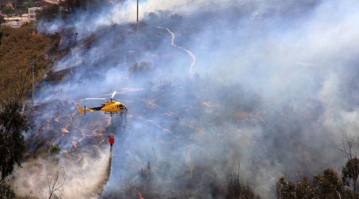 Incendios forestales: no aprendemos nada
