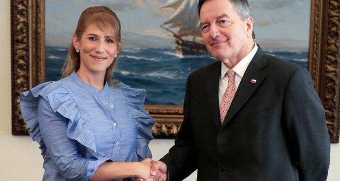 Quién es Guarequena Gutiérrez, la representante en Chile de Guaidó que niega que La Moneda le dicte las pautas