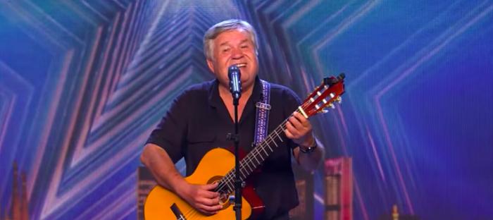 Músico chileno rinde homenaje a sus amigos asesinados durante la dictadura en popular programa 'Got Talent' España