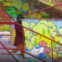 Artistas de Bosnia luchan con graffitis contra la división