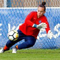 Christiane Endler se luce y tapa penal en la Copa de Francia