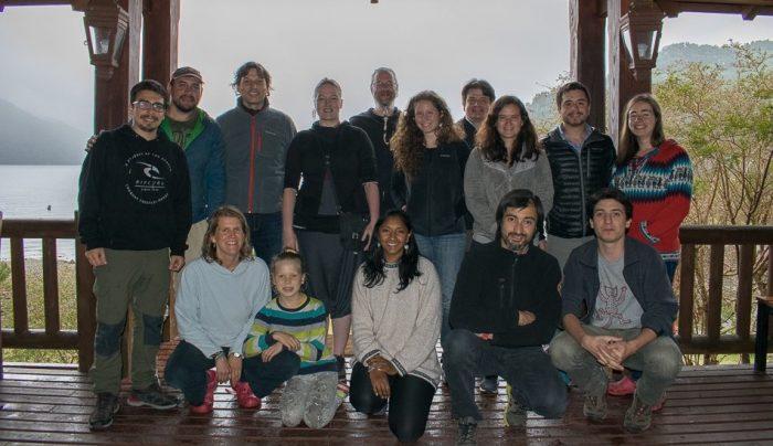 Con gran éxito concluyó el taller científico sobre biodiversidad en la Patagonia chilena