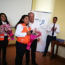 Ministro de Trabajo destacó compromiso del FCAB con la incorporación de la mujer al mundo ferroviario