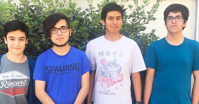 Cuatro estudiantes representarán a Chile en la Olimpiada Internacional de Informática