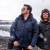 Lluvia Ácida, el dúo electrónico chileno que vincula la música a la divulgación científica en la Antártica