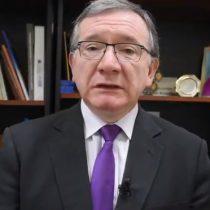 Ministro Hormazábal: Cheyre habría ejercido la coordinación de los organismos de seguridad del regimiento de La Serena