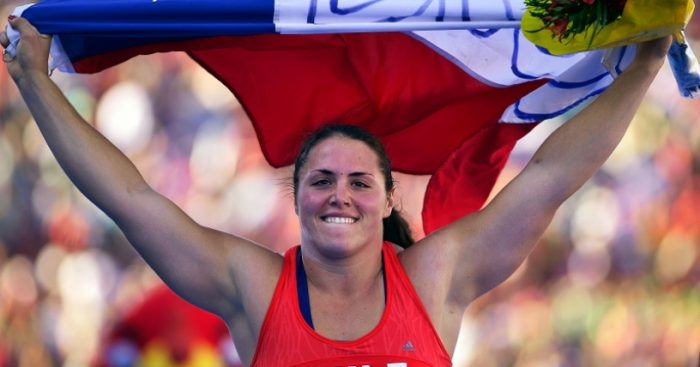Suspenden por tres años a Natalia Duco tras caso de doping positivo