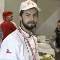 El representante chileno en el Campeonato Mundial de Pizza