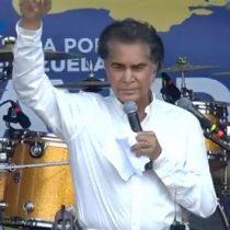 Puma Rodríguez en concierto Venezuela Aid Live: