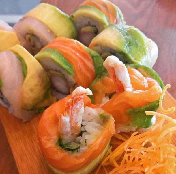 47 Ronin: la auténtica cocina japonesa en pleno corazón de Providencia