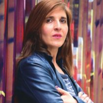 """Claudia Apablaza, editora de Los Libros de la Mujer Rota: """"Cuando escribes un libro hay que dejarlo reposar"""""""