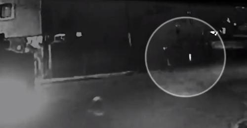 El video que muestra la agresión a Carolina Torres