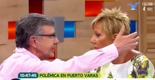 Joaquín Lavín y Raquel Argandoña recrean acoso de alcalde de Puerto Varas a Camila Gallardo