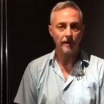 """Pedro Aznar contra la intervención extranjera en Venezuela: """"repudiamos todo intento de injerencia"""""""