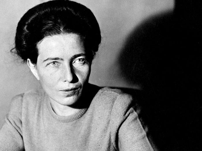 Simone de Beauvoir, ¿feminista?
