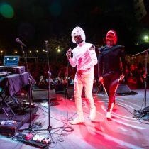 Cincuenta mil personas reunió la quinta versión del Festival Womad Chile en Plaza La Paz de Recoleta