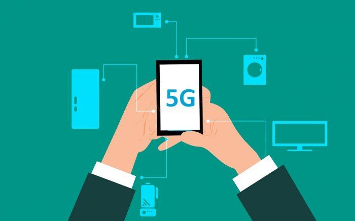 La 5G estará disponible en la oficina antes que en el celular