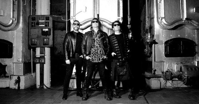 "Show prelanzamiento de ""Azul Prusia"" de Amöniacö en House Rock & Blues"