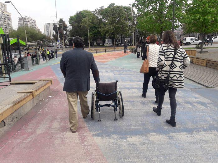 El desafío municipal por la accesibilidad universal de su espacio público