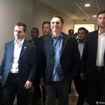"Brasil: Dan de alta a Jair Bolsonaro tras dejar atrás ""riesgo de muerte"""