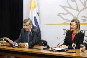 Grupo de Contacto acuerda enviar misión a Venezuela y aboga por el diálogo
