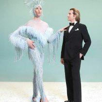 El extravagante look de Di Mondo en la gala de Viña que generó diversas críticas en redes sociales