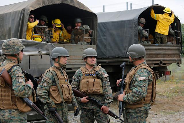 """CAM critica el estado de excepción en La Araucanía: """"están tanteando el terreno para una futura intervención militar"""""""