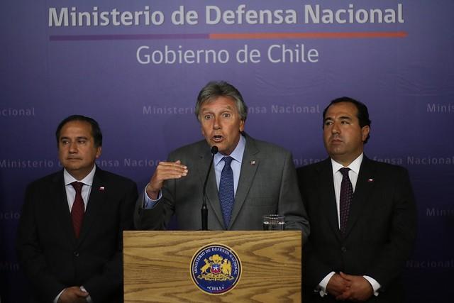 La tardía reacción del ministro Espina por el caso Fuente-Alba