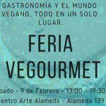 Feria Vegourmet en Centro Arte Alameda