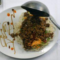 Cómete el mundo: fideos con carne picada al estilo Chino