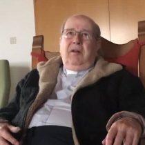 Obispo Cox acusó descompensación yno llegó al careo con denunciantes